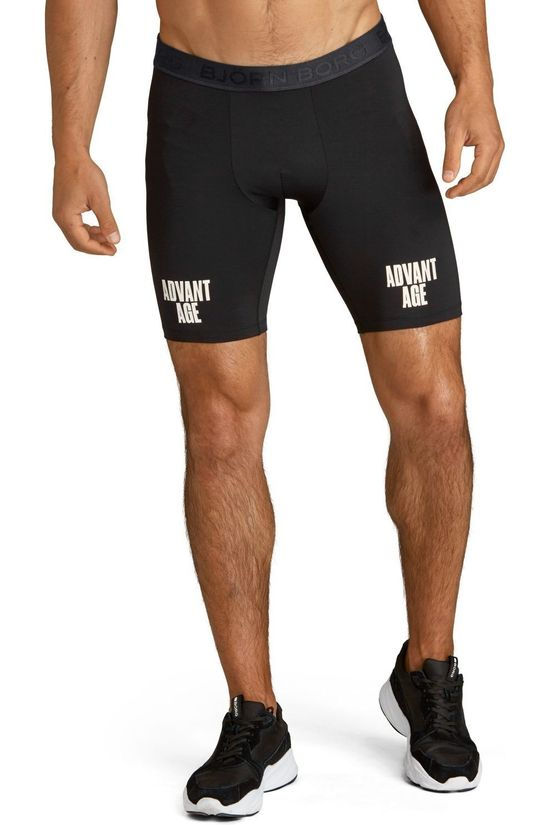 Bjorn Borg Shorts Bike M Night black