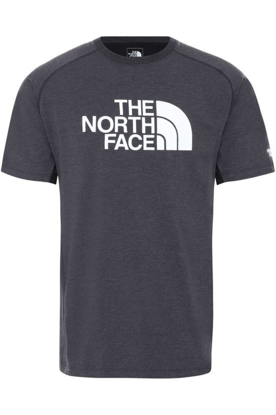 The North Face T-Shirt Wicker Graphic Crew black