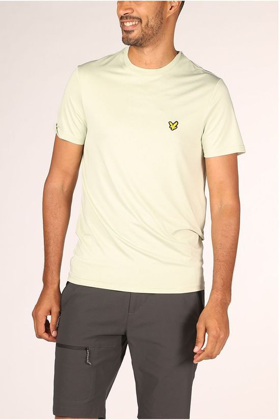 Lyle & Scott T-Shirt Eagle Trail Vert