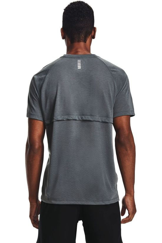 Under Armour T-Shirt Streaker Tee Ss dark grey