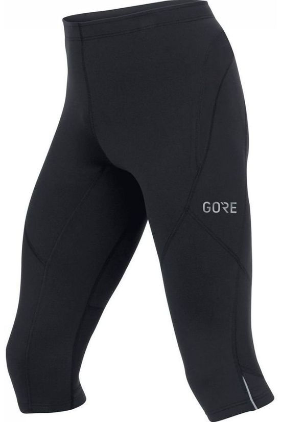 Gore Wear Tights R3 3/4 S black