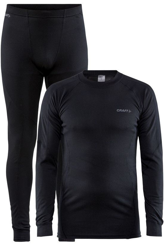 Craft Tights Core Dry Baselayer Set black