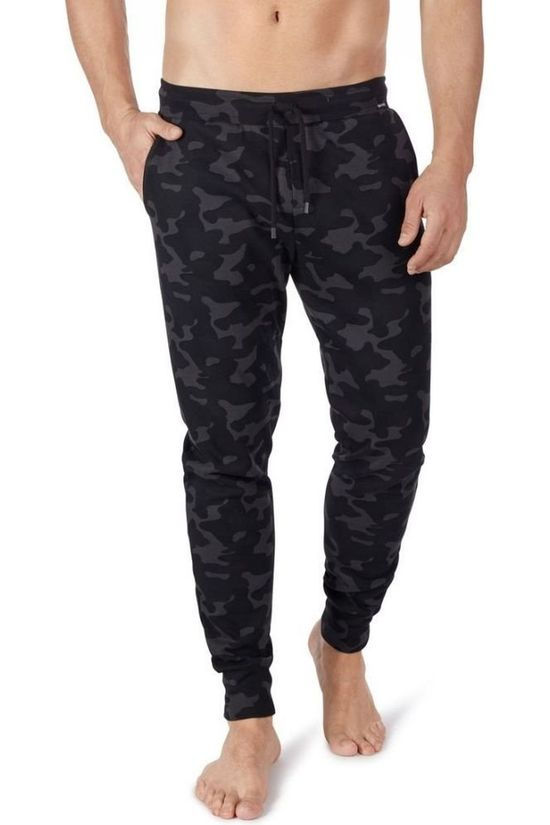 Skiny Pantalon De Survetement Men Long Assortiment Camouflage