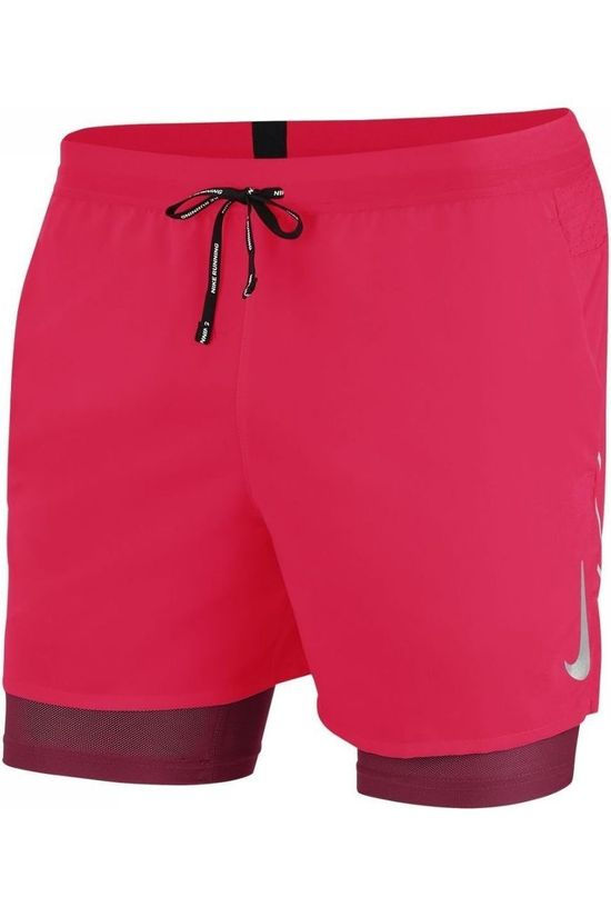 Nike Shorts Flex Stride 2-in-1 red