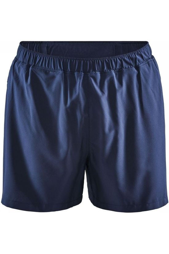 "Craft Short Adv Essence 5"" Stretch M Bleu"