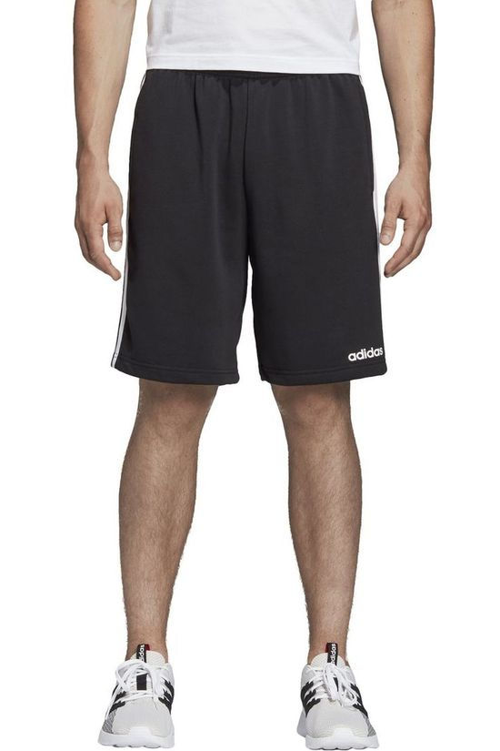 Adidas Short E 3S Shrt Ft Noir