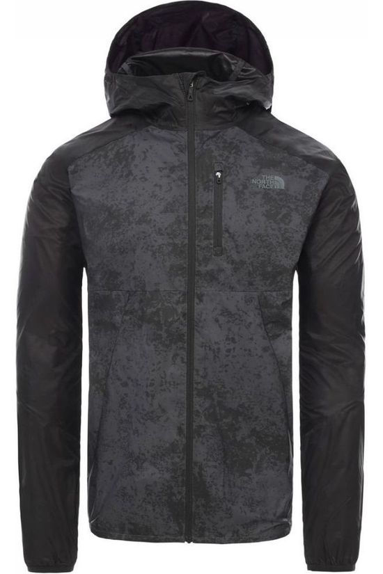The North Face Windstopper Ambition Wind Dark Grey Mixture