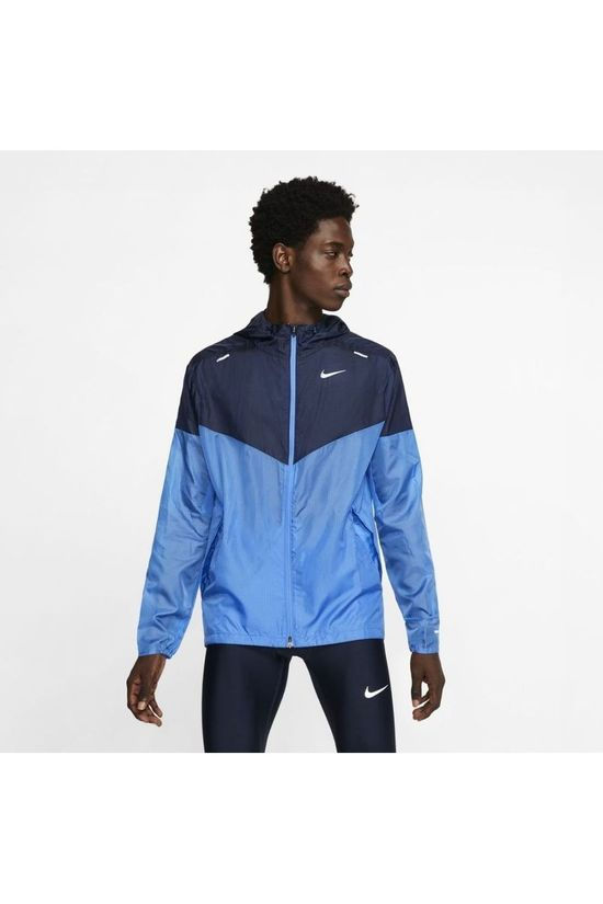 Nike Windstopper Windrunner Jkt Blauw