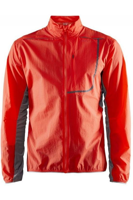 Craft Windstopper Vent Pack Jkt M red