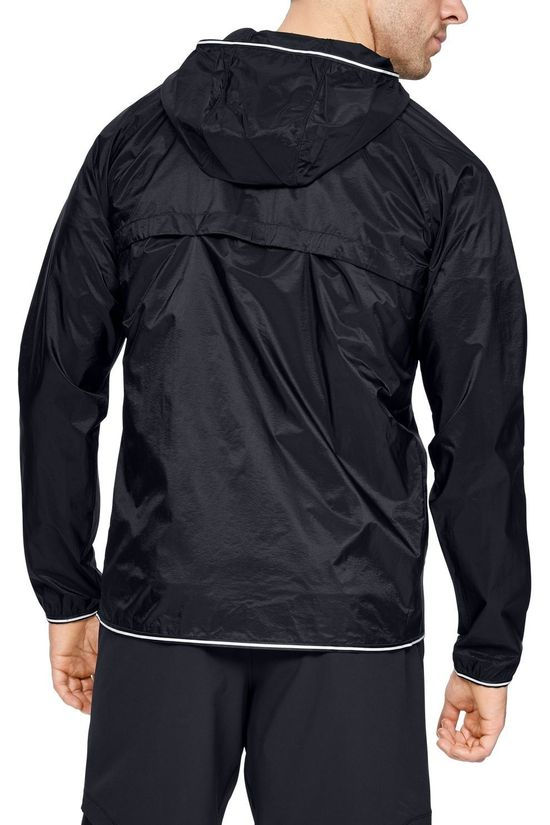 Under Armour Windstopper Qualifier Packable Jacket black
