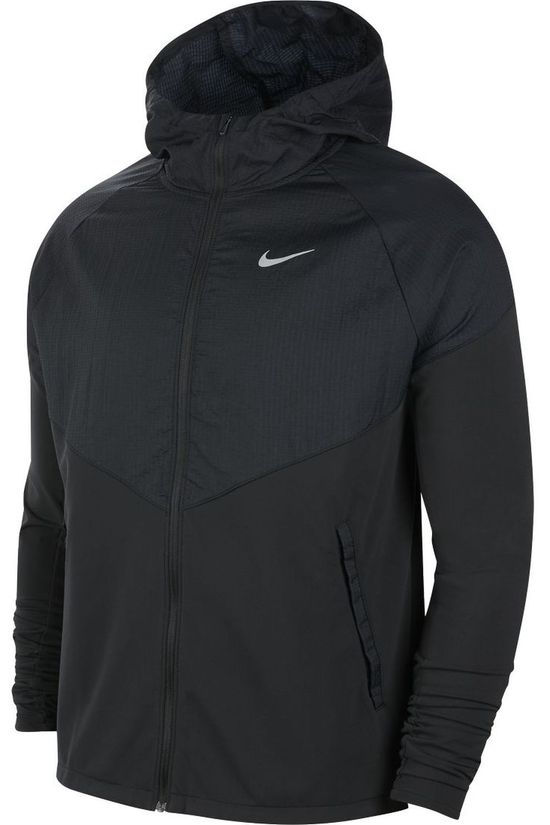 Nike Windstopper M Therma Essential Jkt Zwart
