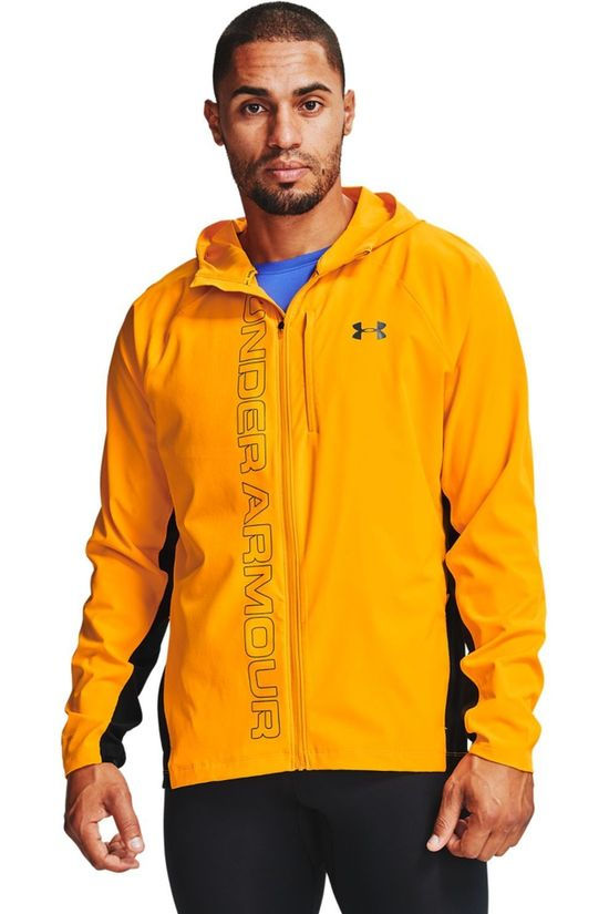 Under Armour Windstopper Outrun The Storm Jacquet Oranje