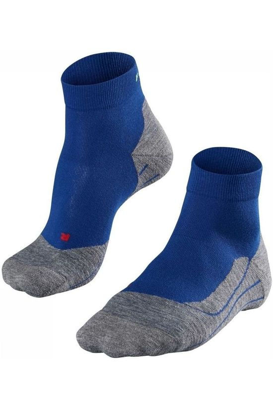 Falke Sock RU4 Short royal blue/dark grey