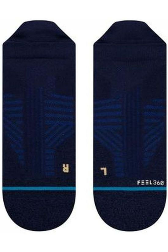 Stance Chaussette Athletic Tab St Bleu Marin