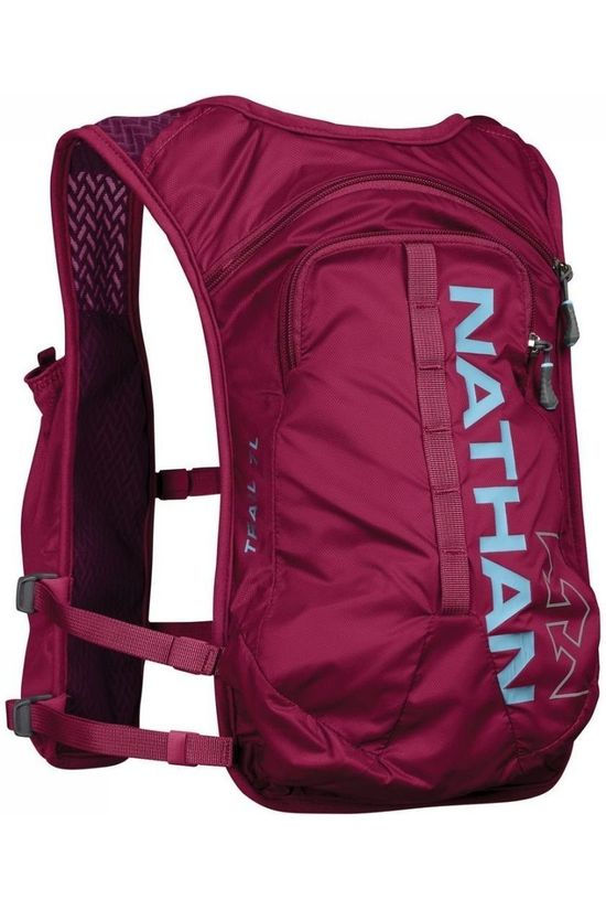 Nathan Drinksysteem Nat Trail-Mix 7L Donkerrood