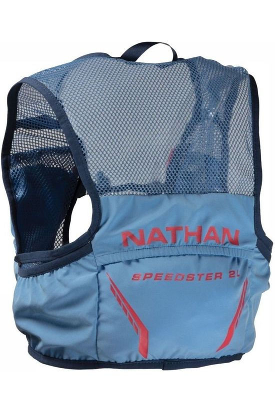 Nathan Hydration System Vapor Speedster - 2L light blue