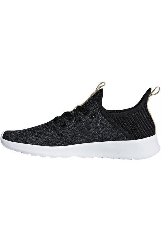 Adidas Shoe Cloudfoam Pure black
