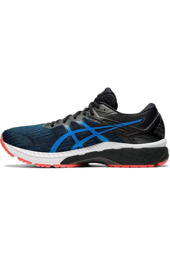 Asics Shoe GT-2000 9 black/royal blue