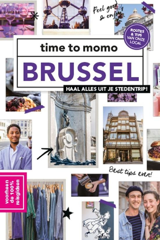 Momedia Brussel Time To Momo 2019