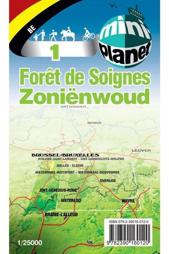 MINI PLANETE Sonian Forest - BE01 2020