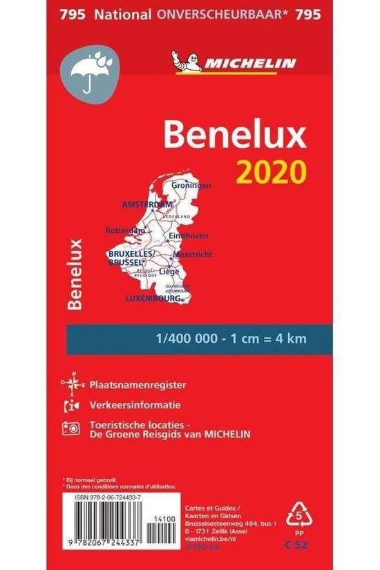 Michelin Benelux - Highly Resistant 2017 2020