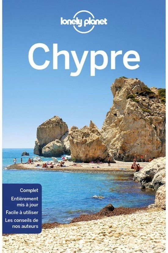 Lonely Planet Chypre 3 2018