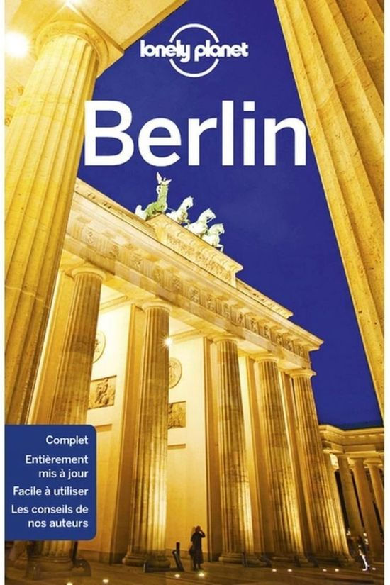 Lonely Planet Berlin 8 Lp 2019