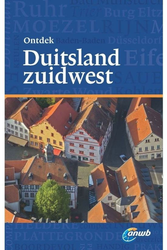 ANWB Duitsland Zuidwest 2015