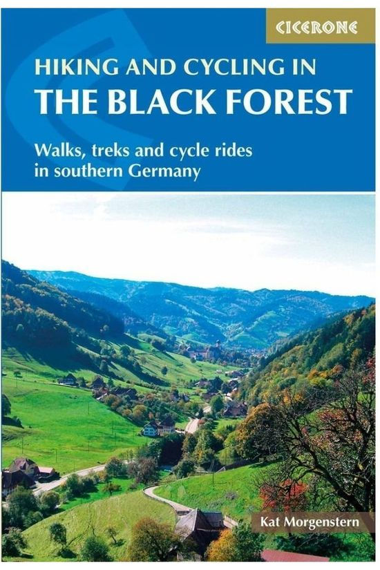 Cicerone Black Forest Hiking & Cycling 2019