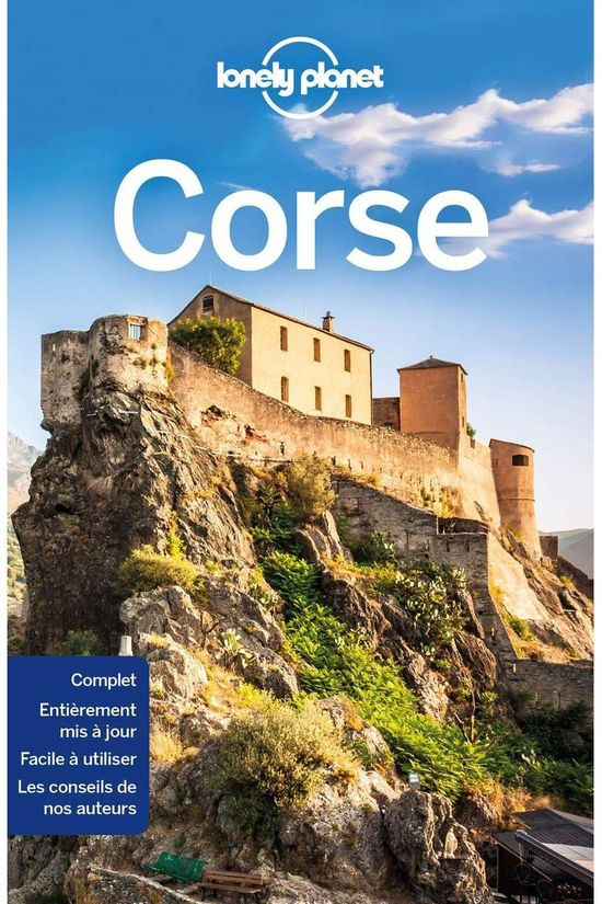 Lonely Planet Corse 16 2020