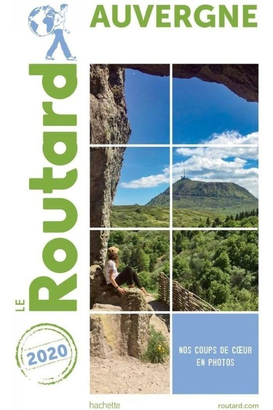 Routard Auvergne-18-Routard-N10/2018 Retour As 2019