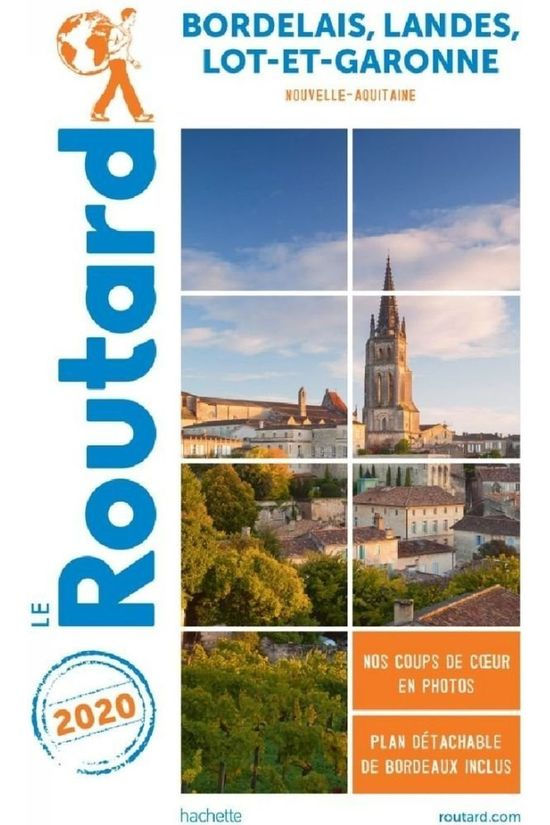 Routard Bordelais Landes Lot-Et-Garonne 20 Routard 2020