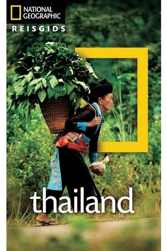 National Geographic Thailand-Reisgids-Nat.-Geographic-N04/2018 2019