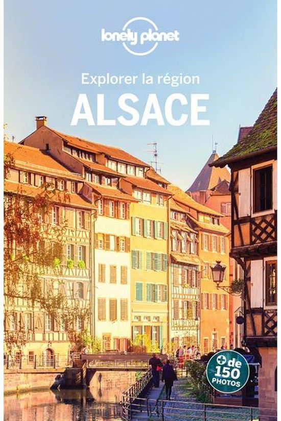Lonely Planet Reisgids Alsace 1 Essentiel 2020