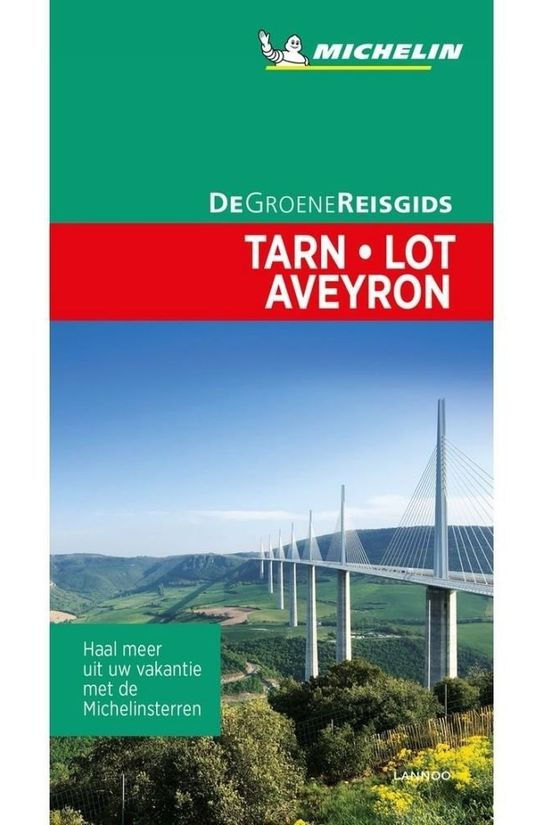 Michelin Tarn / Lot / Aveyron 2019