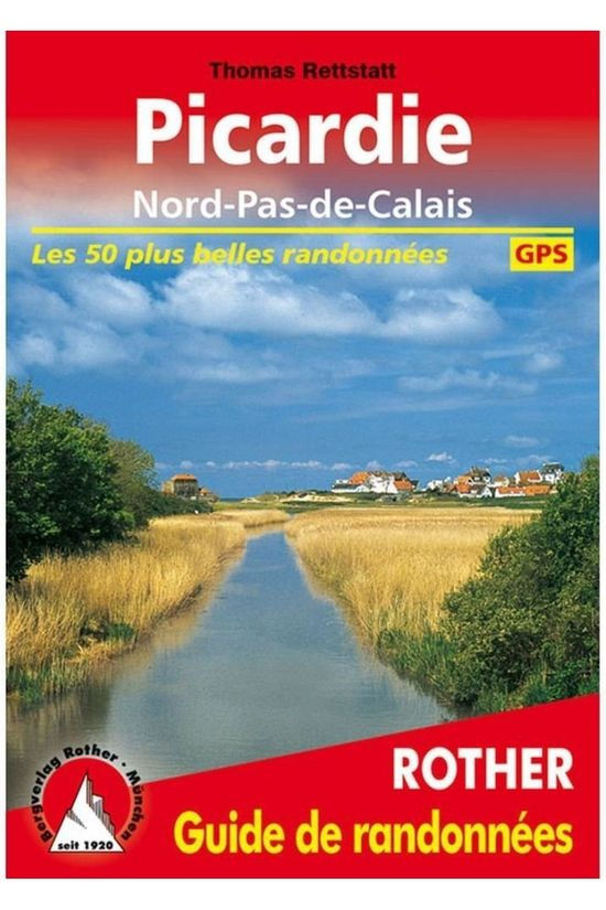 Rother Picardie Guide Rando 2015