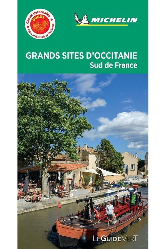 Michelin Occitanie Grands Sites- Sud De France Gvf 2020