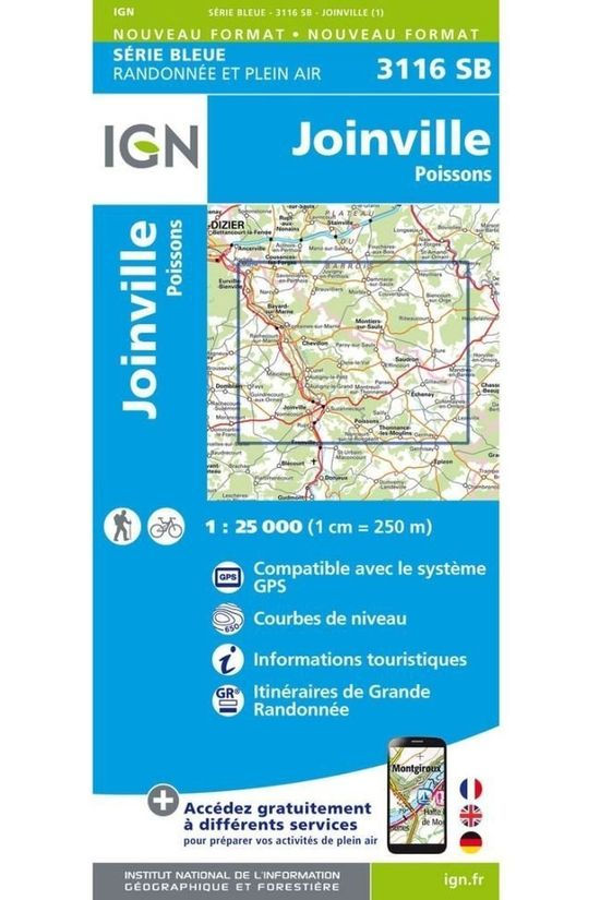 IGN Joinville / Poissons 2017