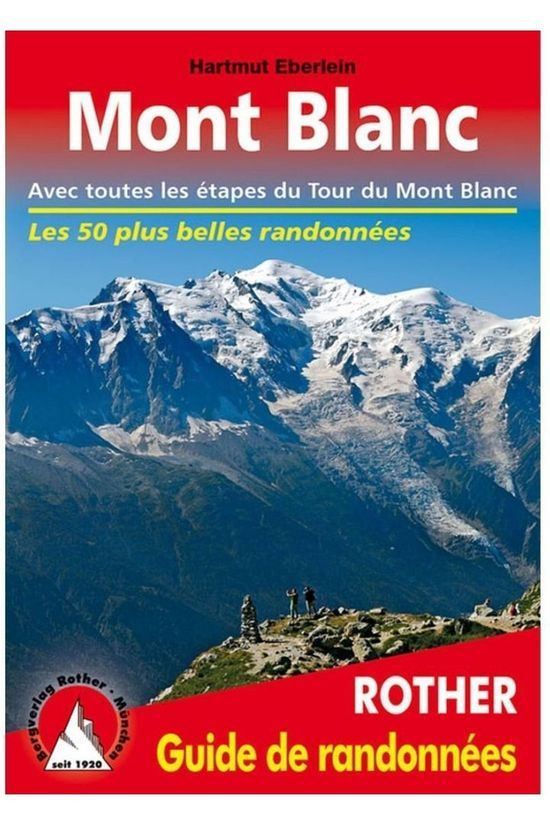 Rother Mont-Blanc Guide 50T 2017