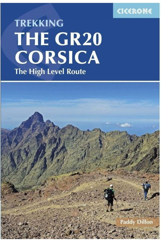 Cicerone Corsica Gr20 The High Level Route 2018