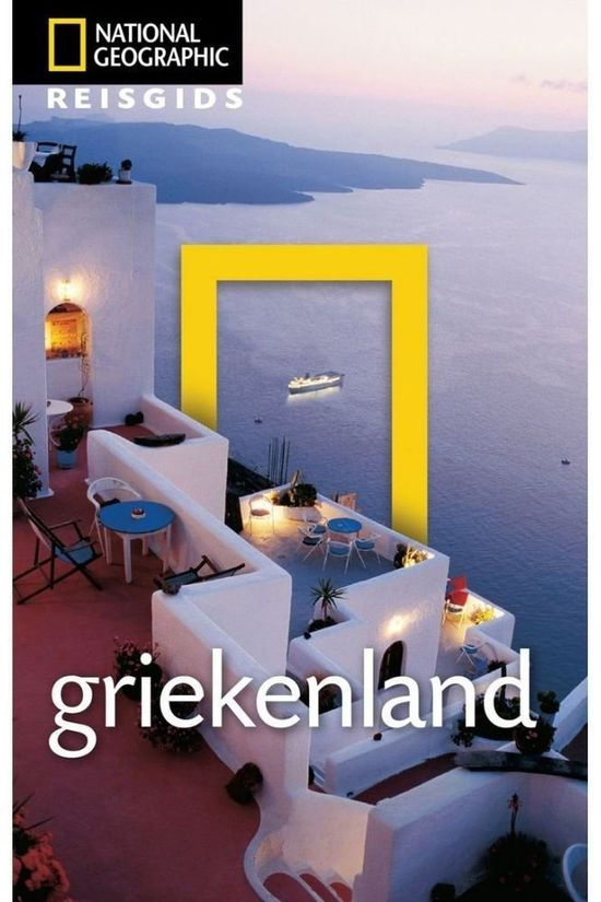 National Geographic Griekenland Reisgids 2018