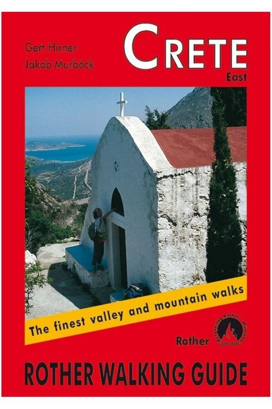 Rother Crete East Walking Guide 2004