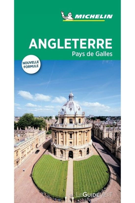 Michelin Angleterre-Pays-De Galles Gvf Mich:N03/2017 2019
