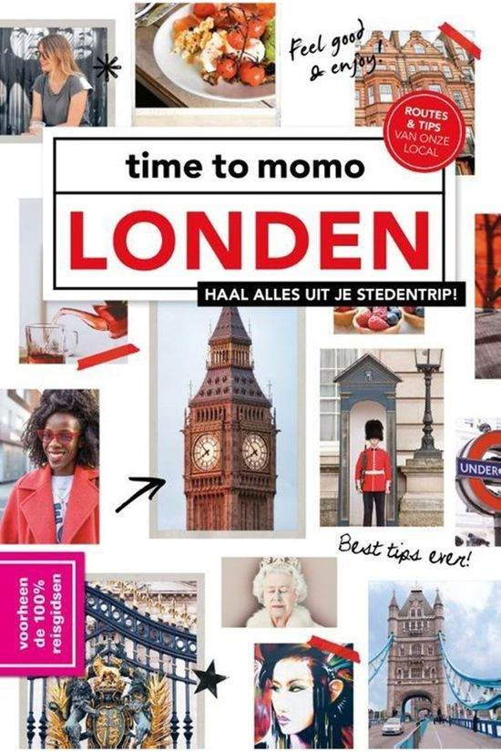 Momedia Londen Time To Momo 2020