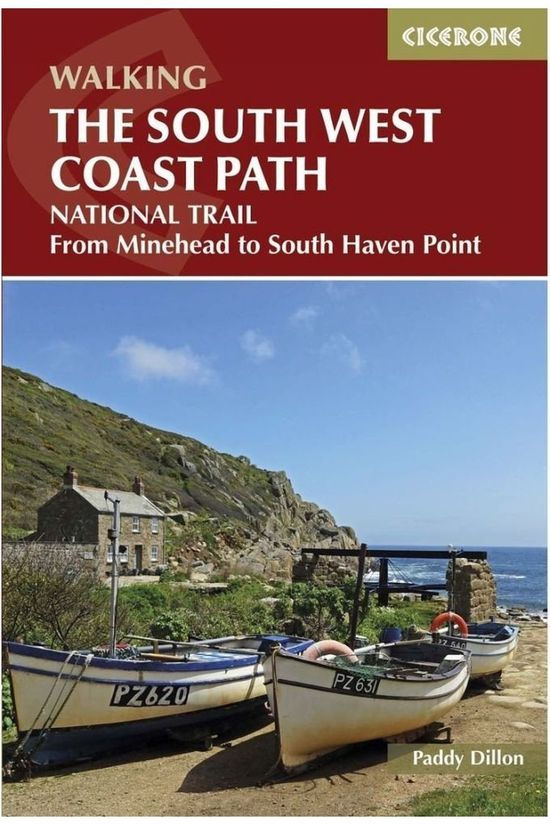 Cicerone South West Coast Path From Minehead To South Haven Point 2020
