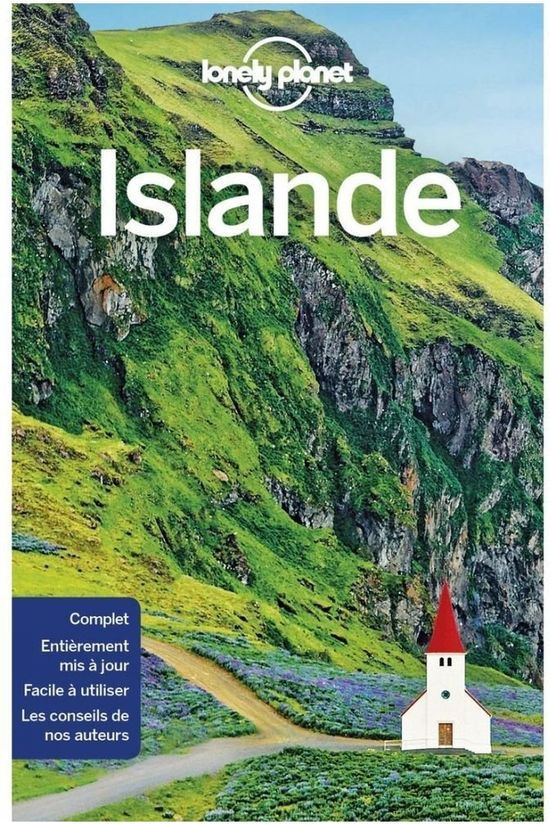 Lonely Planet Islande 5 Lp 2019