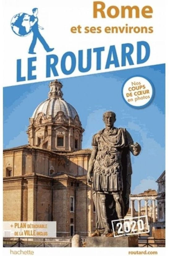 Routard Rome-18-Routard-N09/2018 Retour As 2019