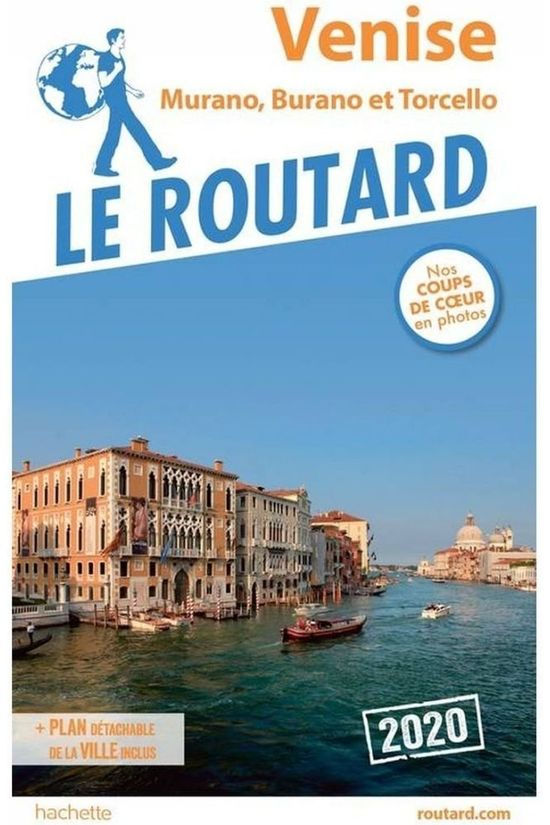 Routard Venise-18-Routardn09/2018 Retour As 2019