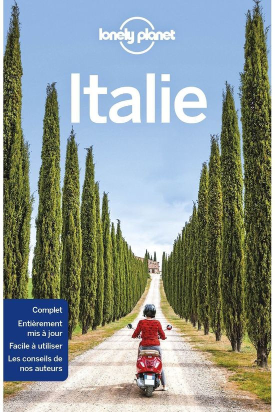 Lonely Planet Italie 8 2020