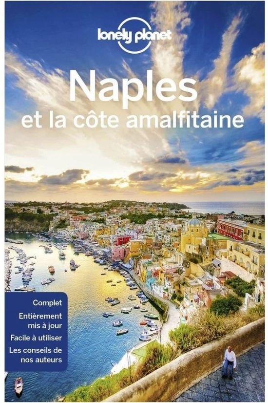 Lonely Planet Naples & Côte Amalfitaine 6 2019